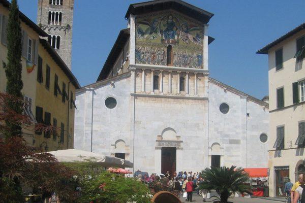 Itinerario Classico di Lucca - mezza giornata