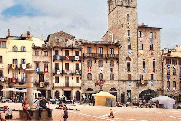 Itinerario classico di Arezzo