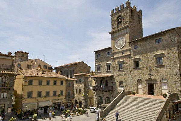 Itinerario classico di Cortona
