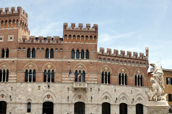 Itinerario classico di Grosseto