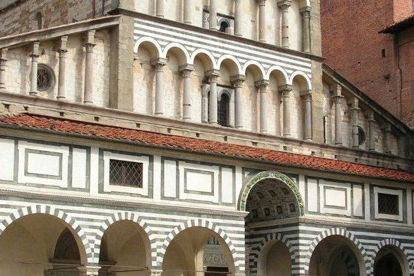 Itinerario classico di Pistoia capitale della cultura nel 2017